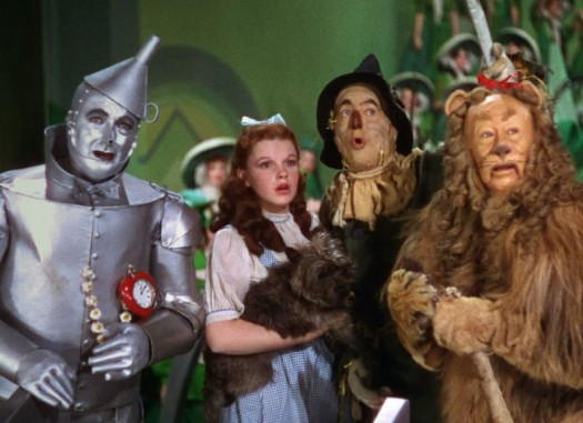 Archetypes: The Wizard of Oz (Part Two) - Go Into The Story