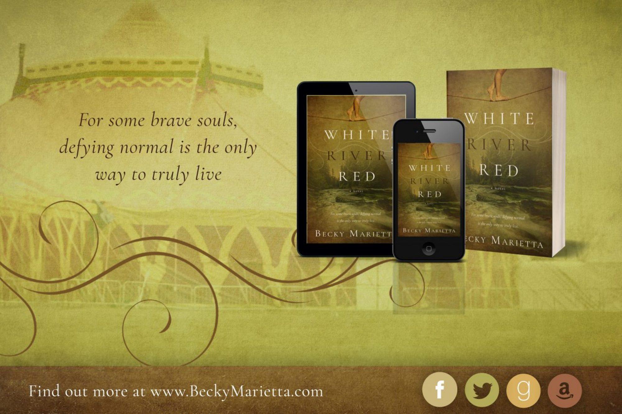 Becky Marietta, Official Author Site